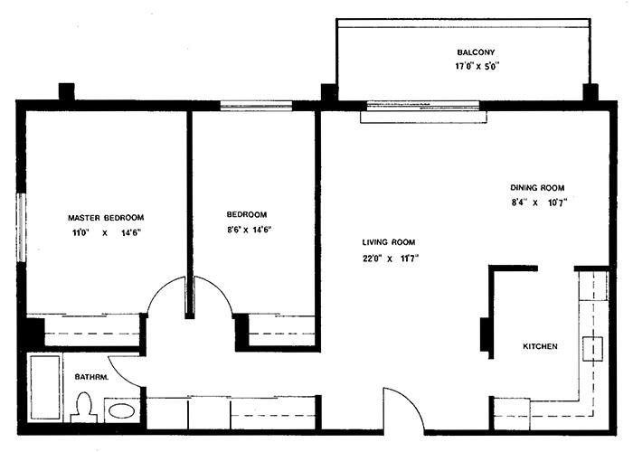 Penthouse - Suite A