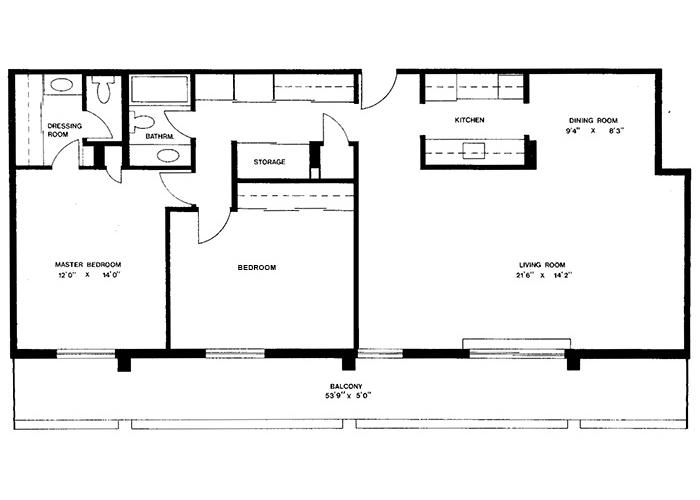 Penthouse - Suite D